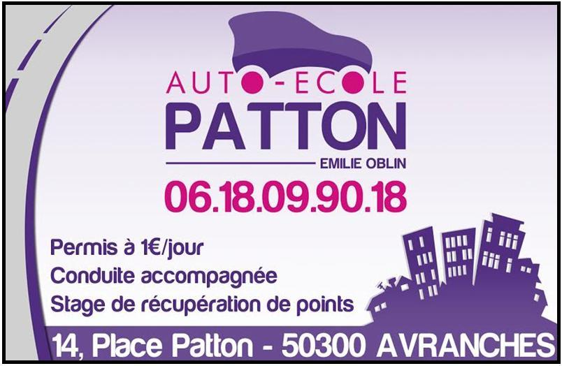 Auto Ecole Patton Avranches