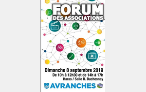 Forum des Assocaitions 2019